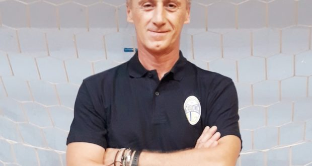 L'allenatore Sileoni