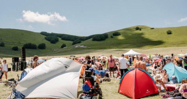 RisorgiMarche, il 15 luglio arriva sui monti di Serripola