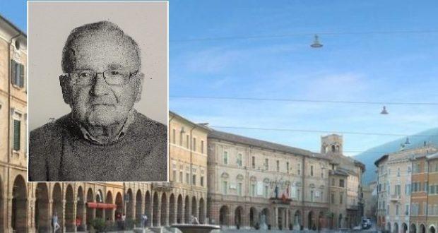 Nel riquadro Lorenzo Pelagalli, già segretario comunale