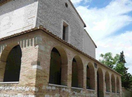 La chiesa del convento dei frati cappuccini