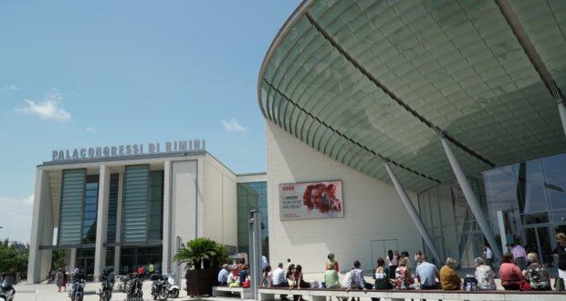 Il Palacongressi di Rimini