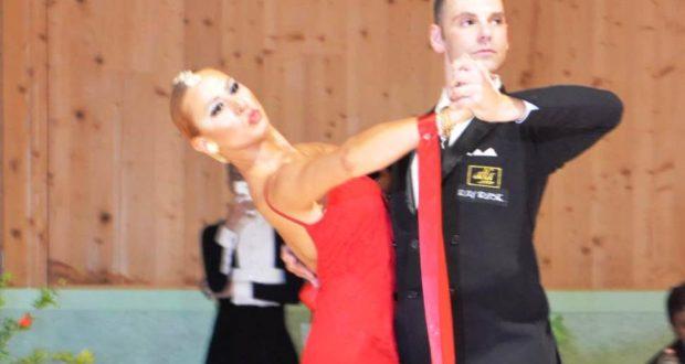 Lorenzo Tarabelli e Federica Agostinelli
