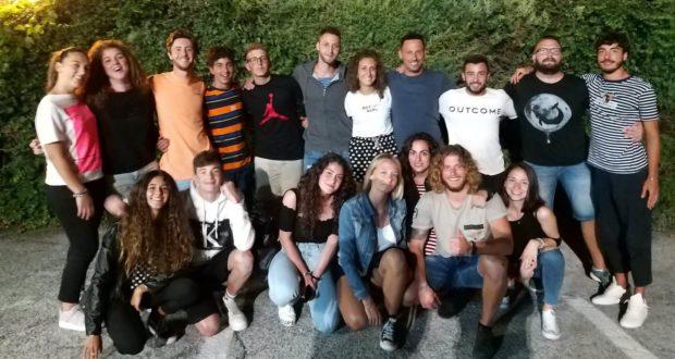 I ragazzi-istruttori protagonisti del Summer Campus