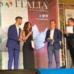 Stefano Belardinelli, presidente Contram, alla serata conclusiva del concorso regionale