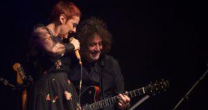 Mafalda Minnozzi e Paul Ricci