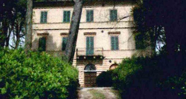 La villa Luzi Tinti