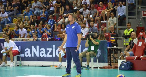 Alberto Giuliani coach della Slovenia
