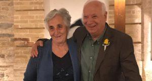 Elia Pierantonelli e Renzo Leonori