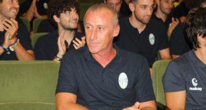 Il nuovo coach Fulvio Sileoni