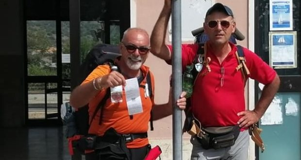 Dino Marinelli e Claudio Cipolletti