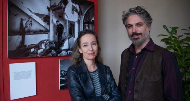 Stefano Stranges e Federica Tourn
