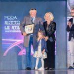 Il premio a Mario Eugeni (commercio)