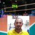 Volley: nel riquadro Roberto Vagni