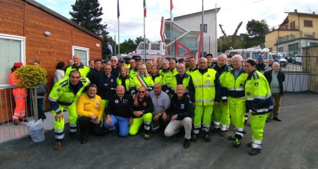 Gruppo di protezione civile di San Severino