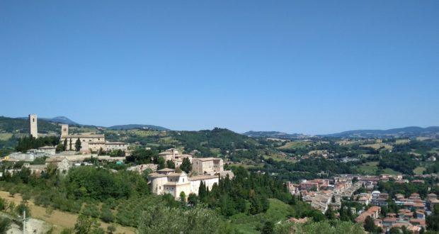 La zona del Castello al monte