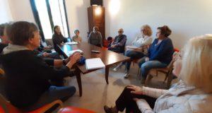 """La riunione operativa per la valutazione del progetto """"Dopo di noi"""""""