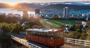Wellington in Nuova Zelanda