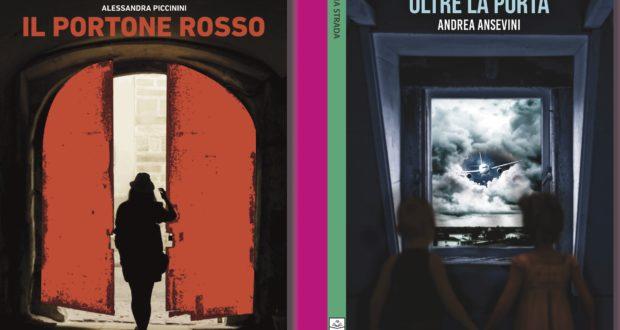 La copertina dei due libri