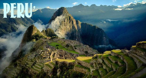 Il Perù nelle immagini all'Italia