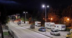 Nuove luci al rione Settempeda