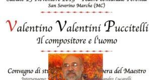 Nel riquadro Valentino Valentini Puccitelli