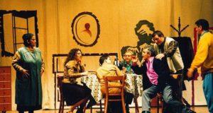 Teatro club Amedeo Gubinelli (foto d'archivio)