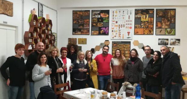 I partecipanti all'iniziativa