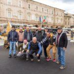 Ambulanti con l'assessore Orlandani