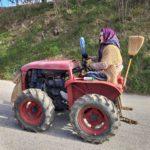 La Befana arriva con il trattore