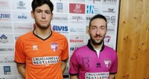 Saverio Giachetta e Nikola Olivieri