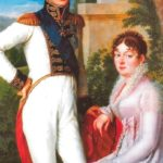 Girolamo e Caterina Bonaparte
