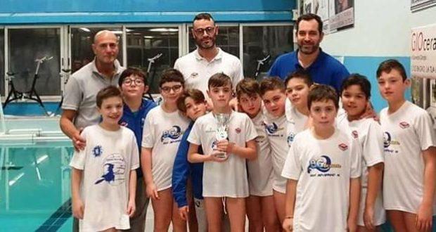 L'Under 11 protagonista a Terni