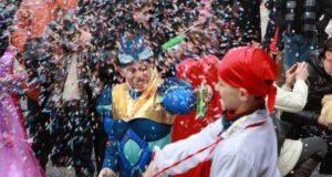 Il Carnevale in piazza