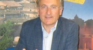 Il presidente Massimo Ciambotti