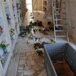 Al cimitero di San Michele