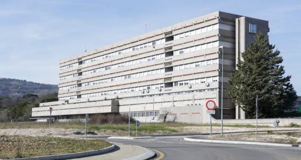 L'ospedale di San Severino con il reparto di Medicina diretto dal dottor Pierandrei