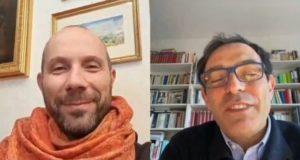 Francesco Rapaccioni e Vito Mancuso