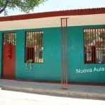 La nuova aula della scuola Lenda