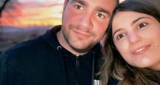 Francesco Strappaveccia e Alessandra Antonini