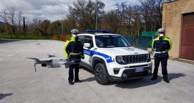 Polizia locale dotata di nuove tecnologie e impegnata nei controlli