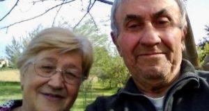 Rita e Giordano, sposi da 50 anni