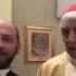 Il cardinal Menichelli con don Luca Ferro