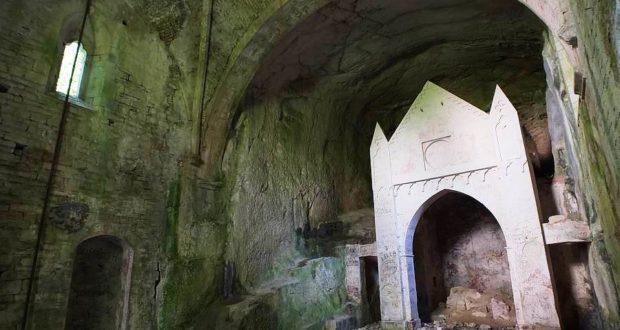 L'abbazia di Sant'Eustachio in Domora