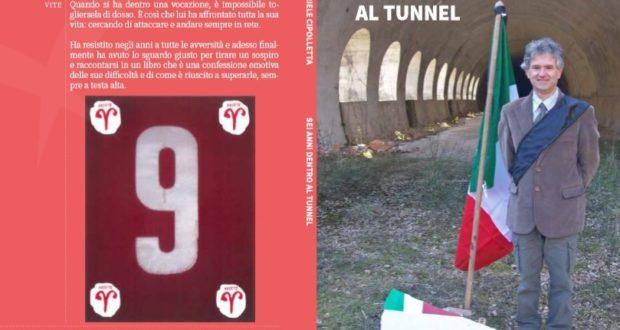 La copertina del libro di Gabriele Cipolletta