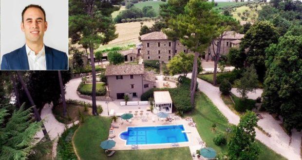 """Alessandro Teloni e """"La Villa"""""""