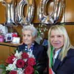 L'omaggio del sindaco Rosa Piermattei