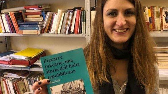 Eloisa Betti e il suo libro
