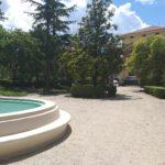 I giardini pubblici riaperti dopo la fase di lockdown