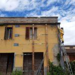 L'abitazione a Cesolo