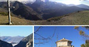 I luoghi del percorso indicato dal Cai di San Severino